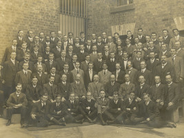 Auckland Staff April 1914