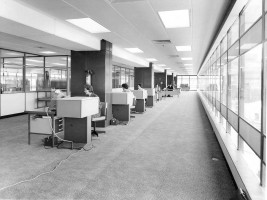 Wellington Computer Centre 1966 Encoding Section