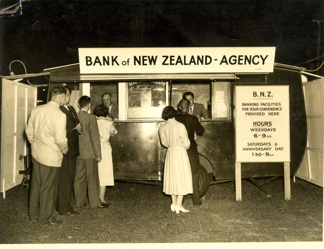 Akld Mobile Agency Jan Feb 1953