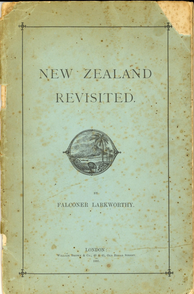 New Zealand Revisited Cover